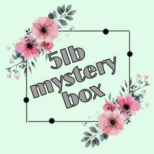 5LB MYSTERY BOX BUNDLE!